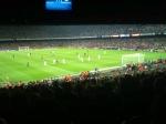 Clasico vu par le Penya FC Blaugrana au Camp Nou