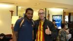 Avec Cedric Sorhaindo
