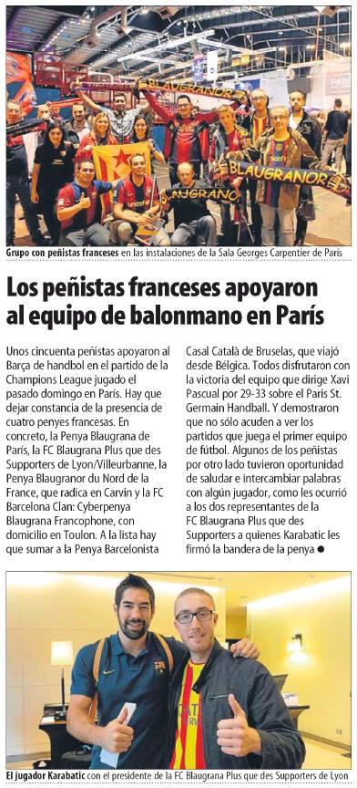 El Mundo Deportivo edition 24.10.2013