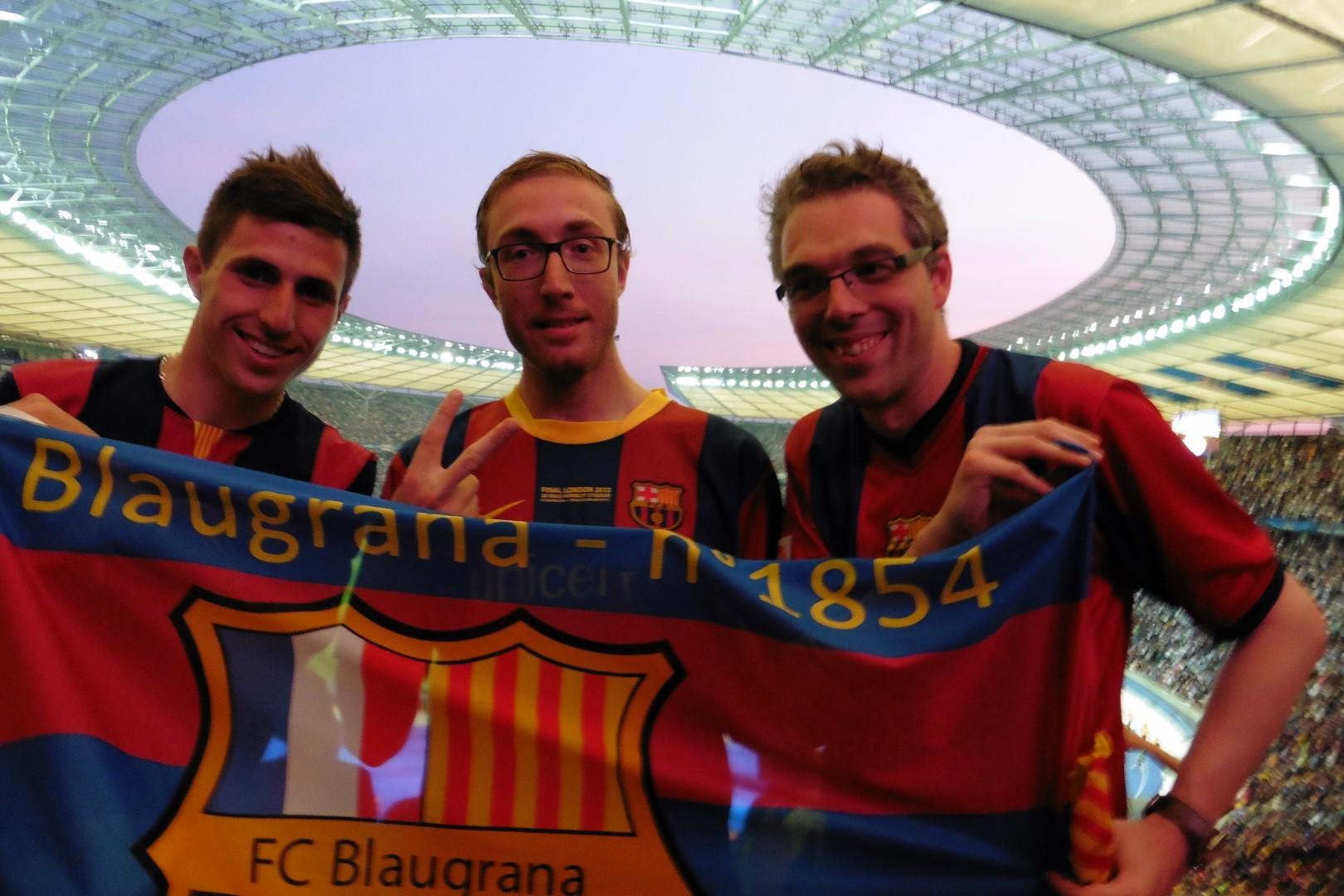 Finale Champions League Juventus Turin - FC Barcelona 1-3