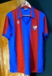 Maillot FC Barcelone 1980/1982