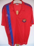 Maillot FC Barcelone 1985/1990 third