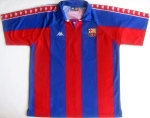 Maillot FC Barcelone 1992-1995 Europe