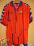 Maillot FC Barcelone 1995/1996 - 1996/1997 Third