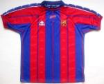 Maillot FC Barcelone 1997/1998 Domicile
