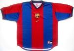 Maillot FC Barcelone 1998/1999 Domicile