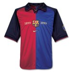 Maillot du Centenaire FC Barcelone
