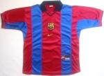 Maillot FC Barcelone 2000/2001 Domicile