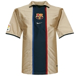 Maillot FC Barcelone 2001/2002 Exterieur