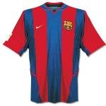 Maillot FC Barcelone 2002/2003 Domicile
