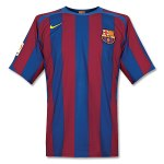 Maillot FC Barcelone 2005/2006 Domicile