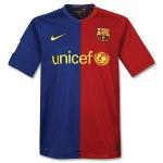 Maillot FC Barcelone 2008/2009 Domicile