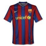 Maillot FC Barcelone 2009/2010 Domicile
