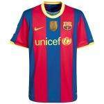 Maillot FC Barcelone 2010/2011 Domicile