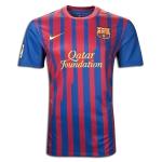 Maillot FC Barcelone 2011/2012 Domicile