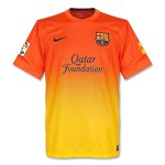 Maillot FC Barcelone 2012/2013 Exterieur