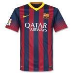 Maillot FC Barcelone 2013/2014 Domicile
