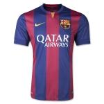 Maillot FC Barcelone 2014/2015 Domicile