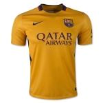 Maillot FC Barcelone 2015/2016 exterieur
