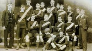 Photo de l'equipe de rugby de Merchant Taylors in Crosby (Liverpool)