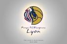 Logo penya FCBlaugrana Lyon