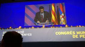 Speech de JM Bartomeu, Président du Barça