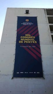 38e Congres Mondial des Penyes