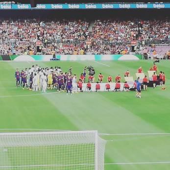 Trophée Gamper FC Barcelona - Chapecoense
