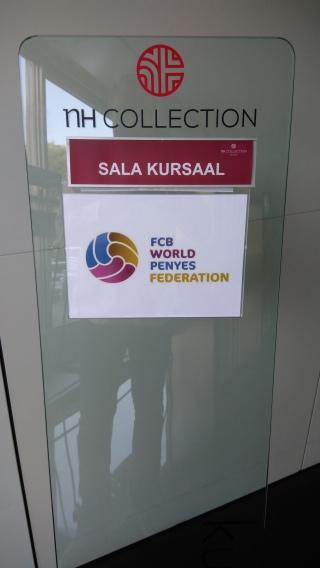 Assemblée Générale de la FCB World Penyes Federation