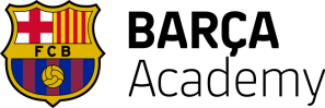 Barça Academy logo