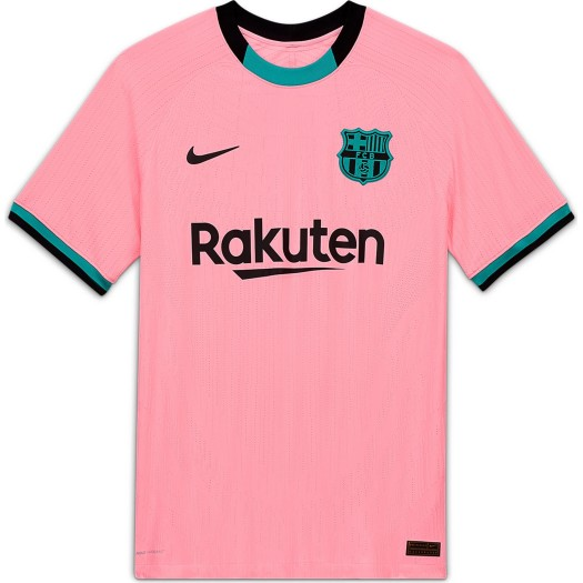 Maillot FC Barcelone 2020 2021 Third